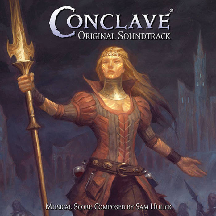 Conclave Original Soundtrack cover art