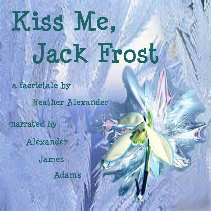 Kiss Me, Jack Frost - a faerietale cover art