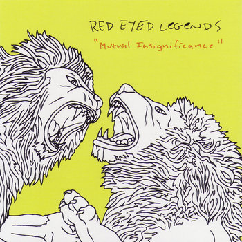 FT51 - Red Eyed Legend 'Mutual Insignificance' EP