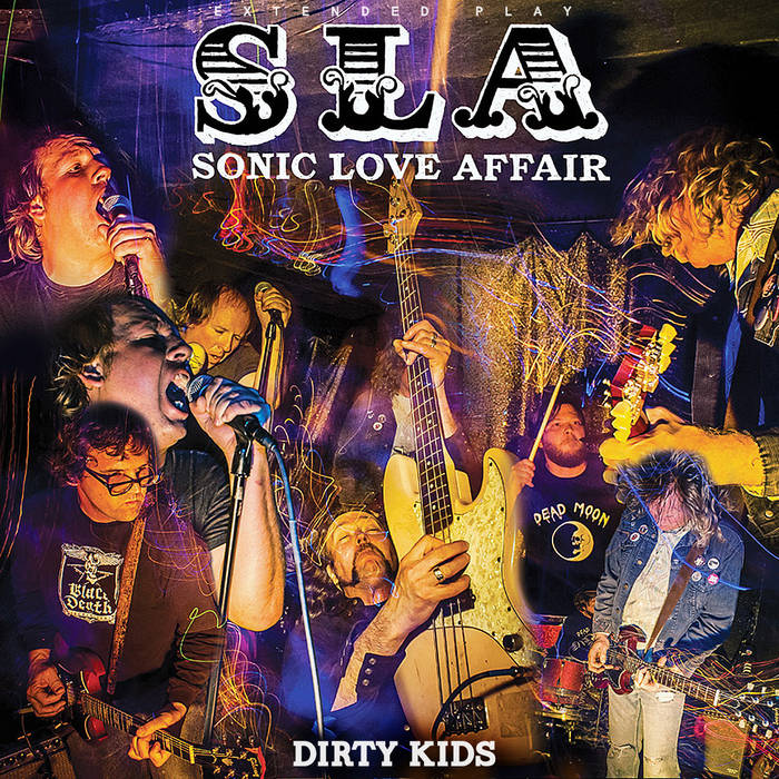 Dirty Kids cover art