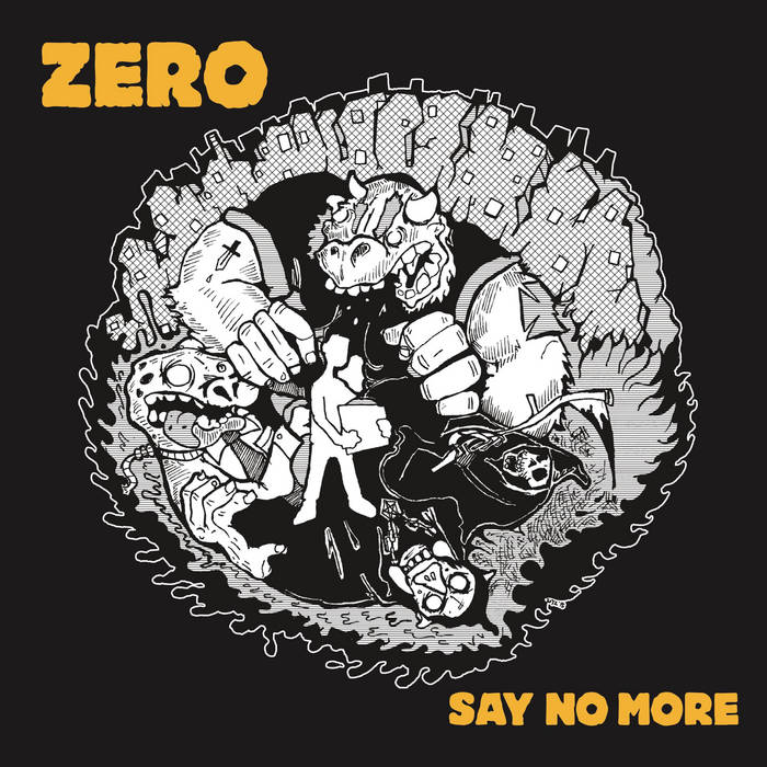 Say No More cover art