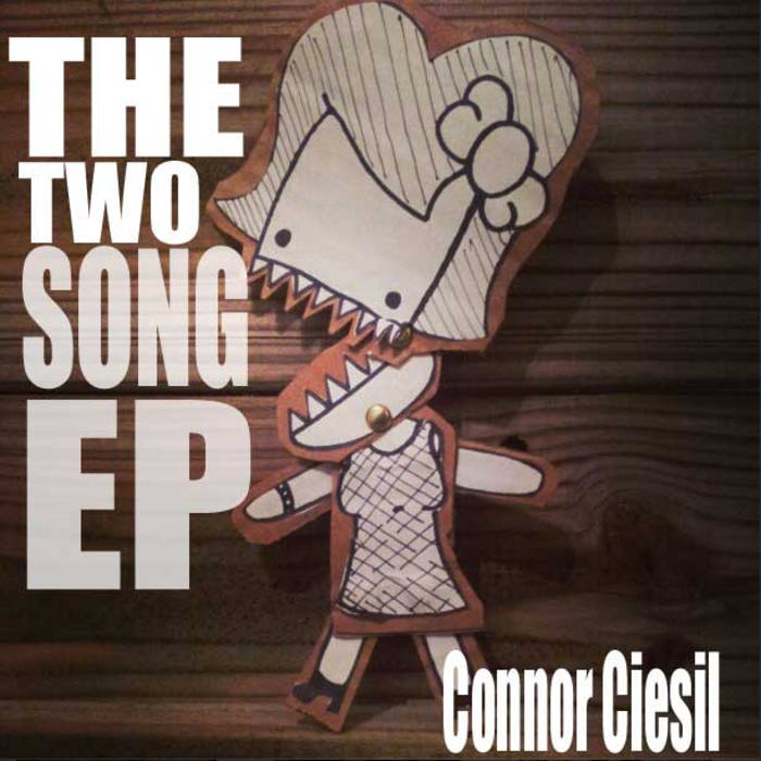 The Two Song EP cover art