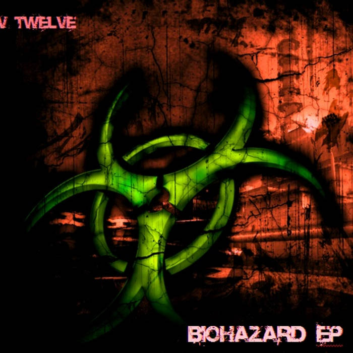 Biohazard - EP cover art