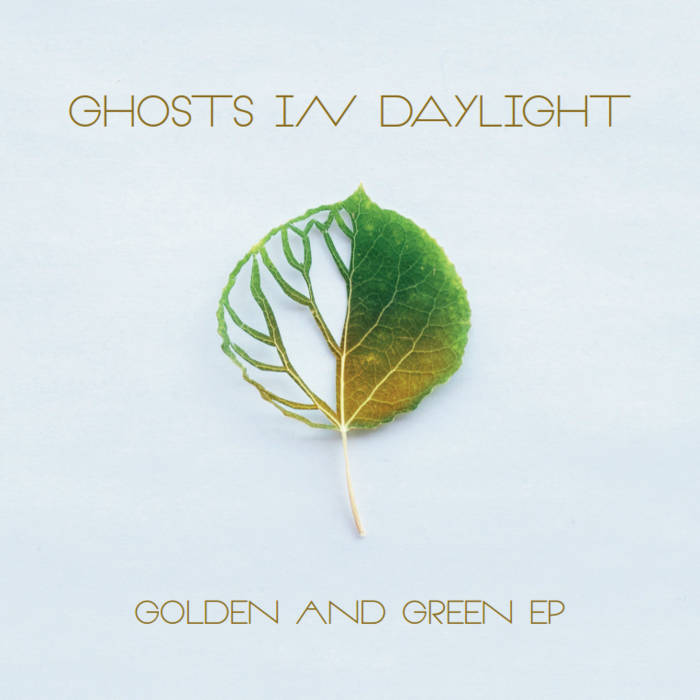 Golden and Green EP cover art