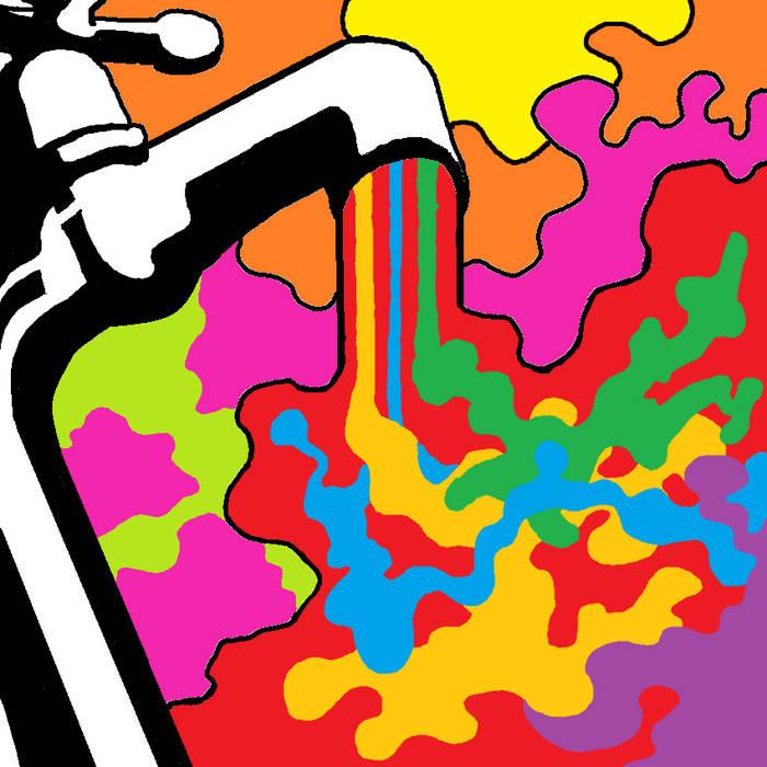 Global Hypercolour EP cover art