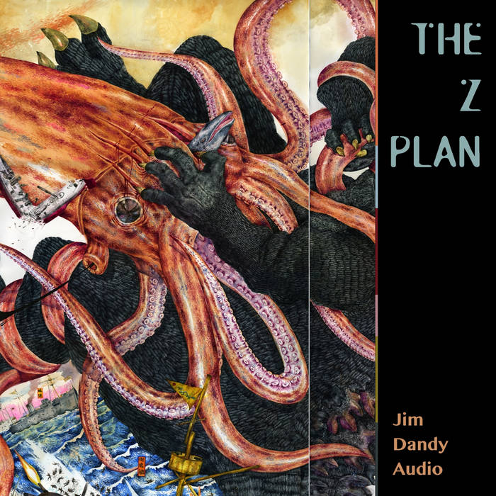 The Z Plan cover art