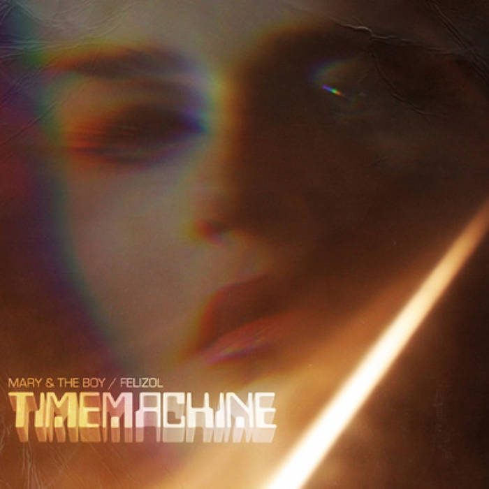Timemachine cover art
