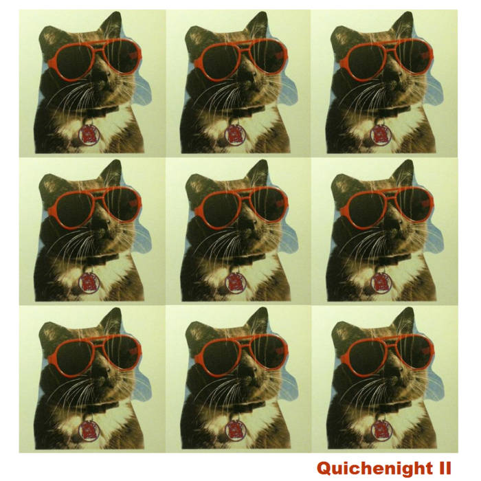 Quichenight II cover art