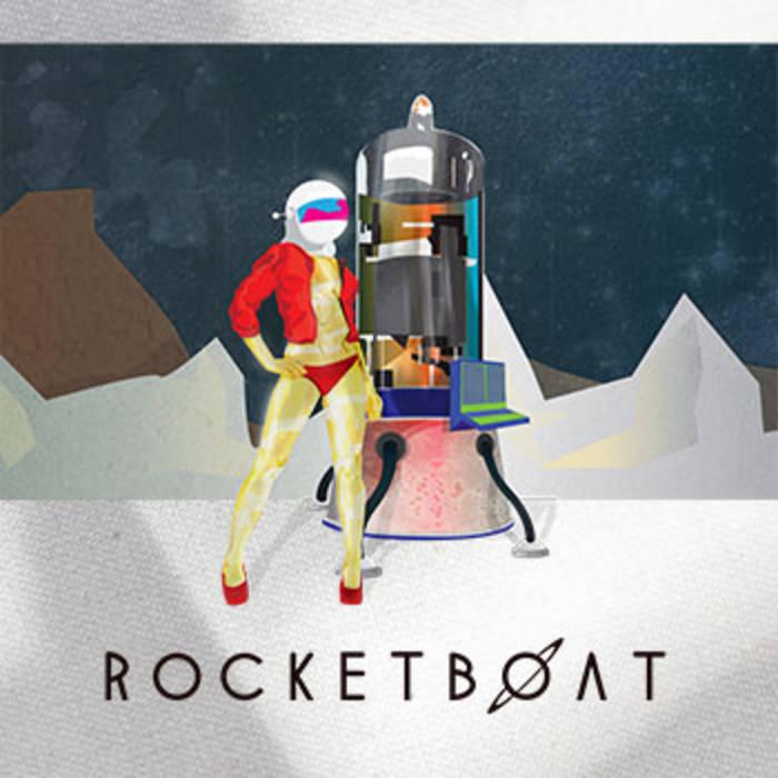 Rocketboat cover art