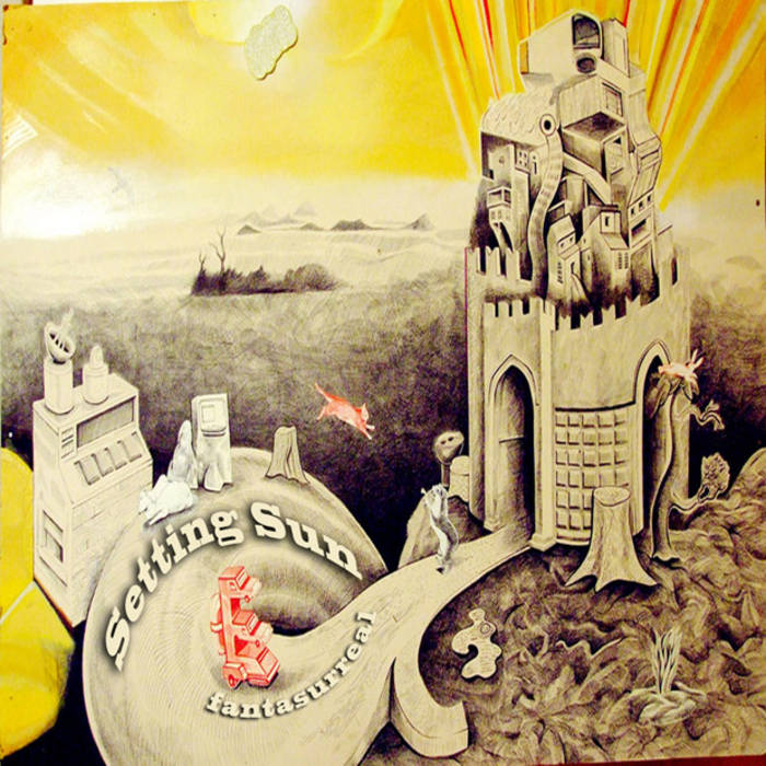 Fantasurreal (2010) cover art