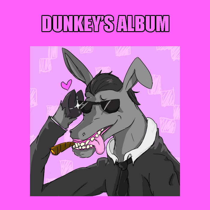 Dunkey's Album cover art