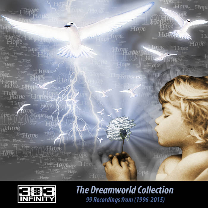 The Dreamworld Collection cover art
