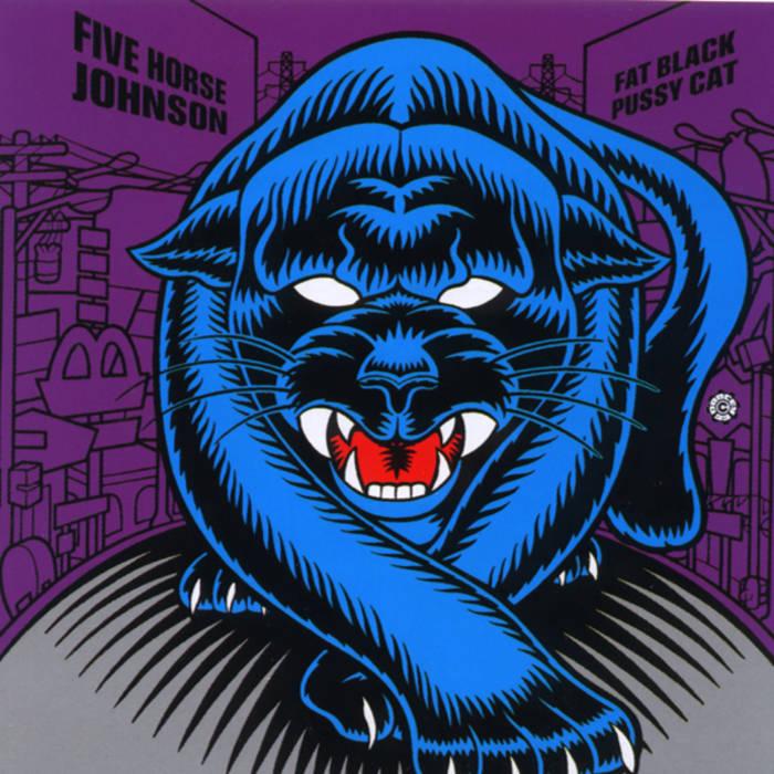 Fat Black Pussy Cat cover art
