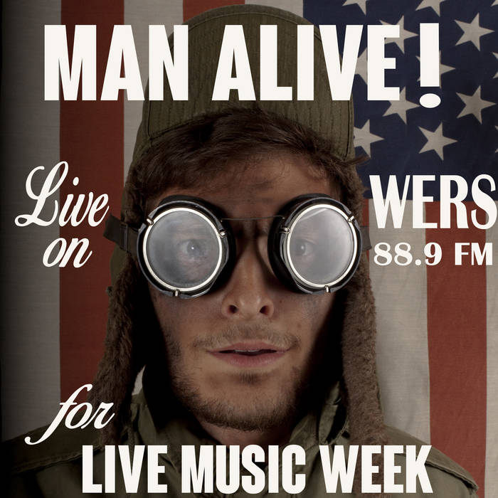 Live on WERS 88.9 cover art