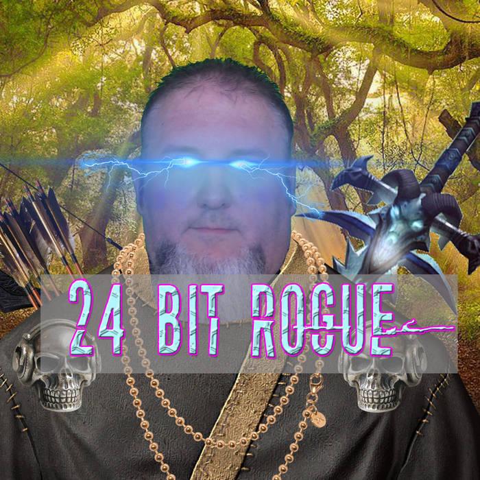 24 Bit Rogue cover art