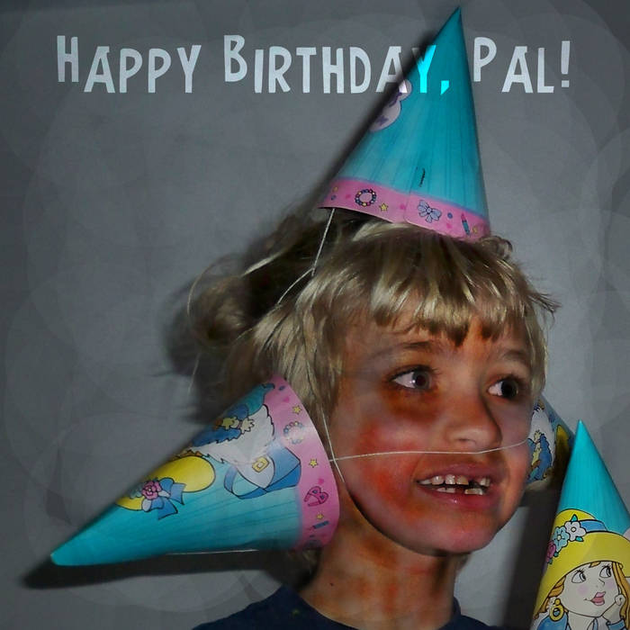 Happy Birthday, Pal! cover art
