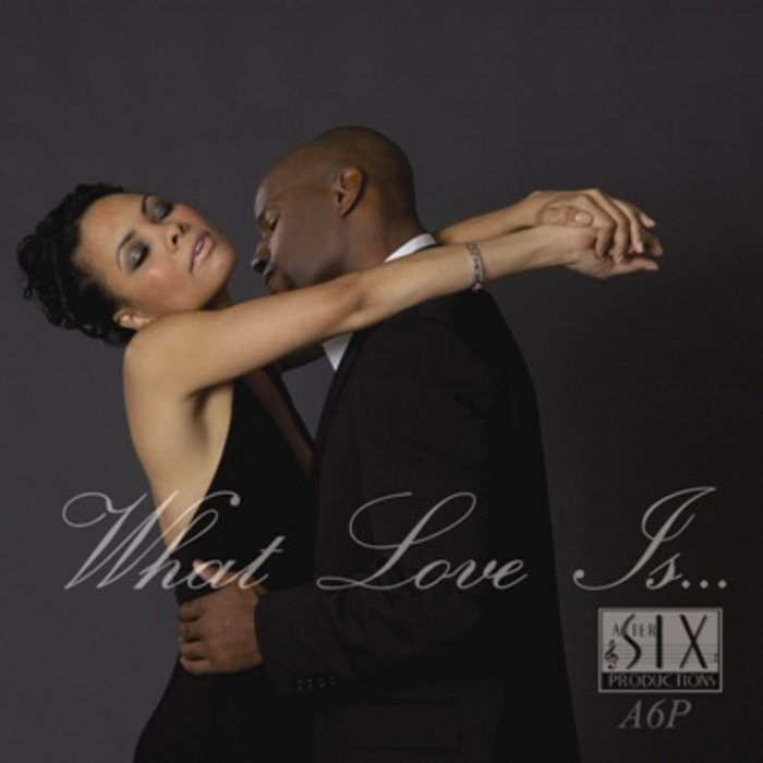 What Love Is cover art