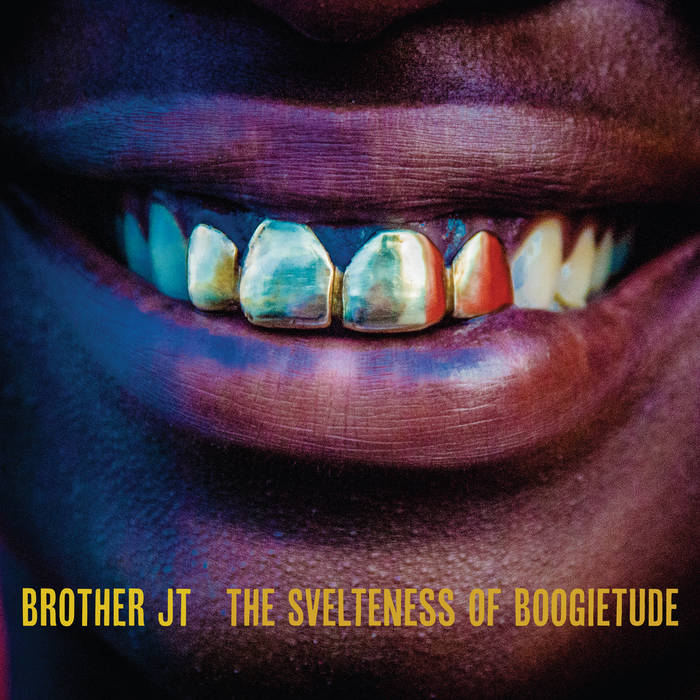 The Svelteness of Boogietude cover art
