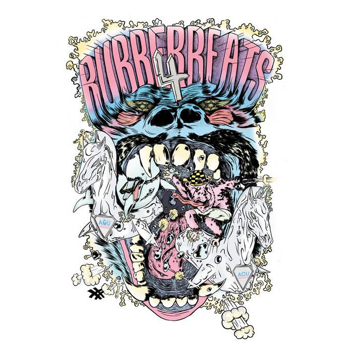 Rubber Beats vol. IV cover art