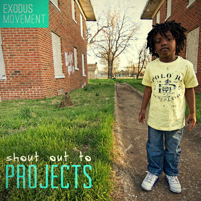 Shout out to Projects cover art