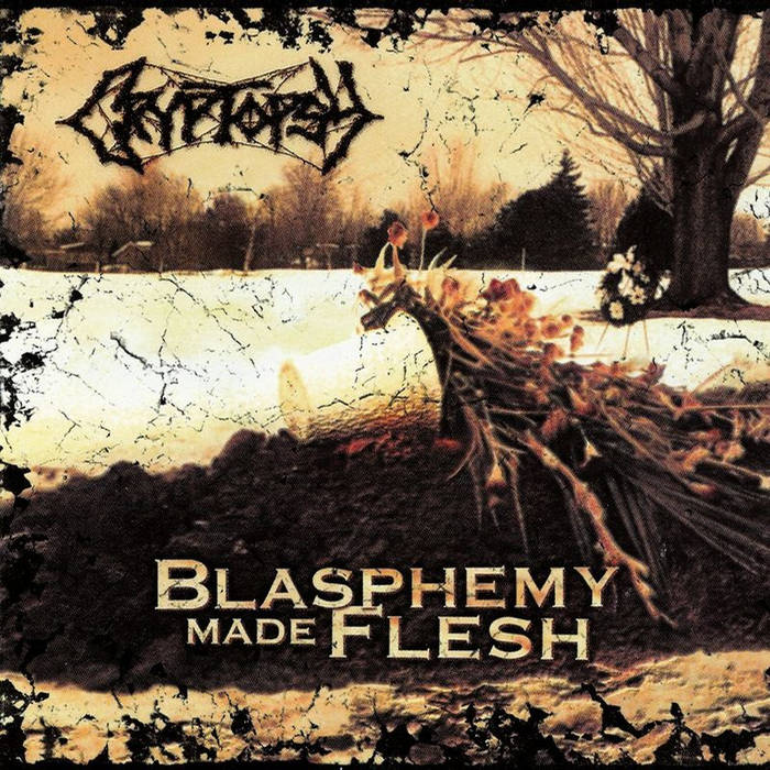 Blasphemy Made Flesh cover art