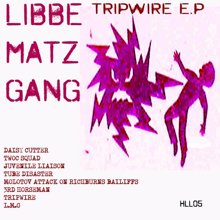 Tripwire cover art
