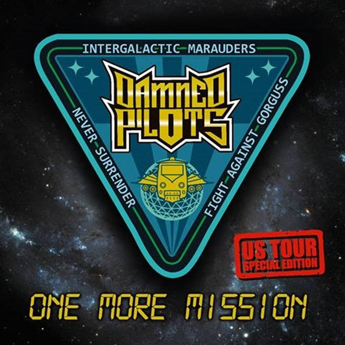 One More Mission cover art