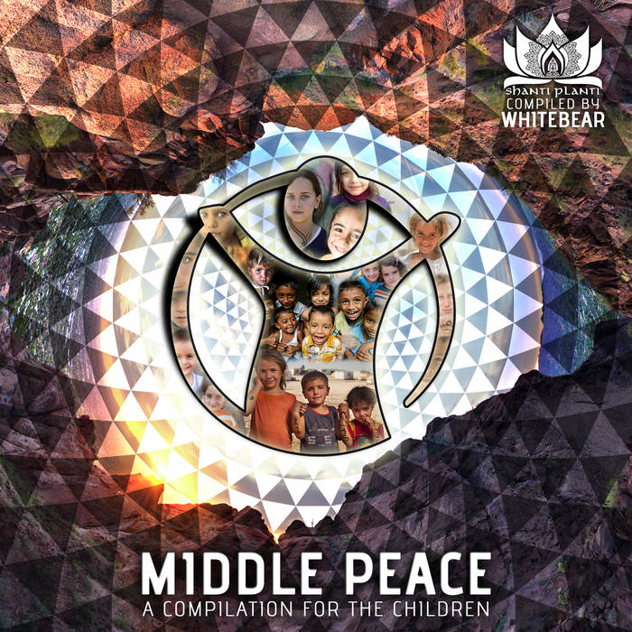 Middle Peace Compilation cover art