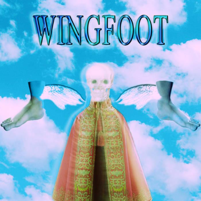 WINGFOOT cover art