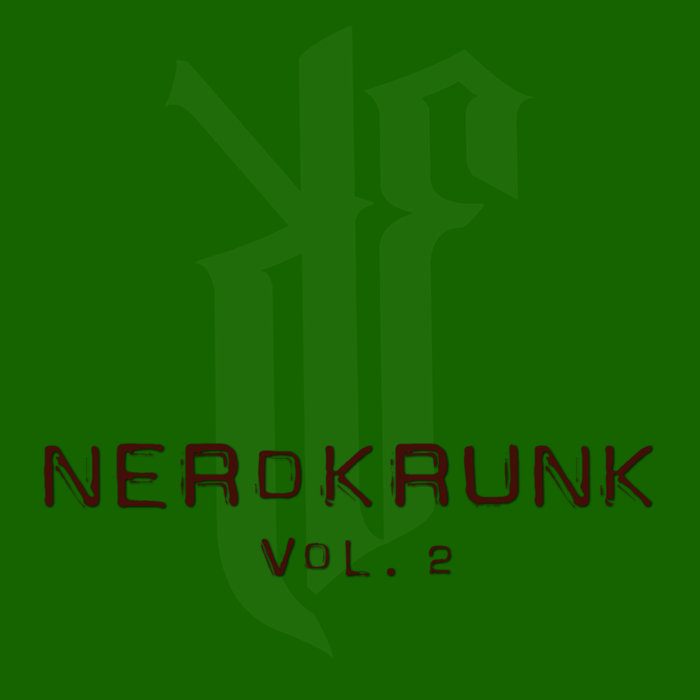 NerdKrunk Volume 2 cover art