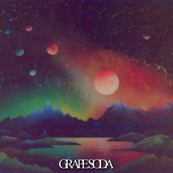 Grape Soda EP cover art