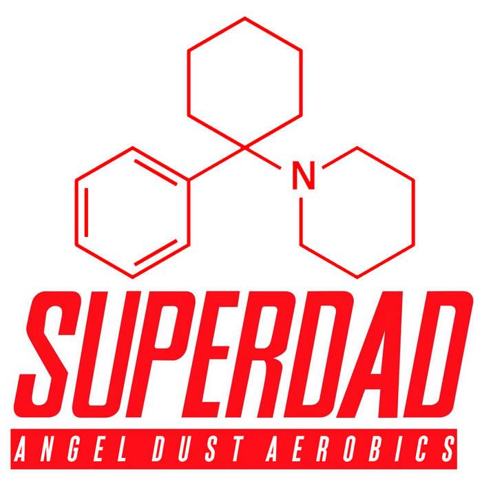 Angel Dust Aerobics cover art