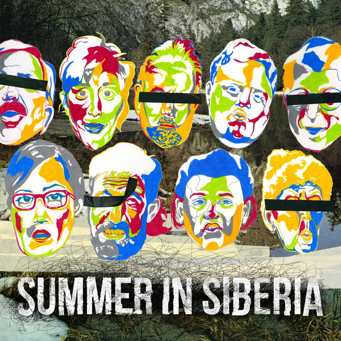 Summer In Siberia cover art