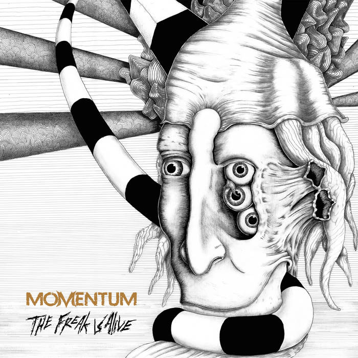The freak is alive cover art