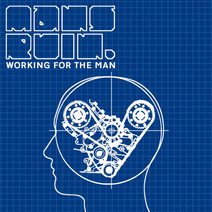 Working for the Man cover art