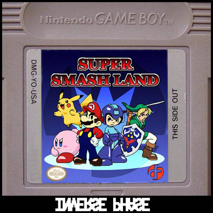 Super Smash Land OST cover art