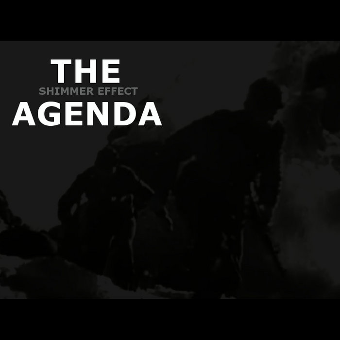 The Agenda cover art