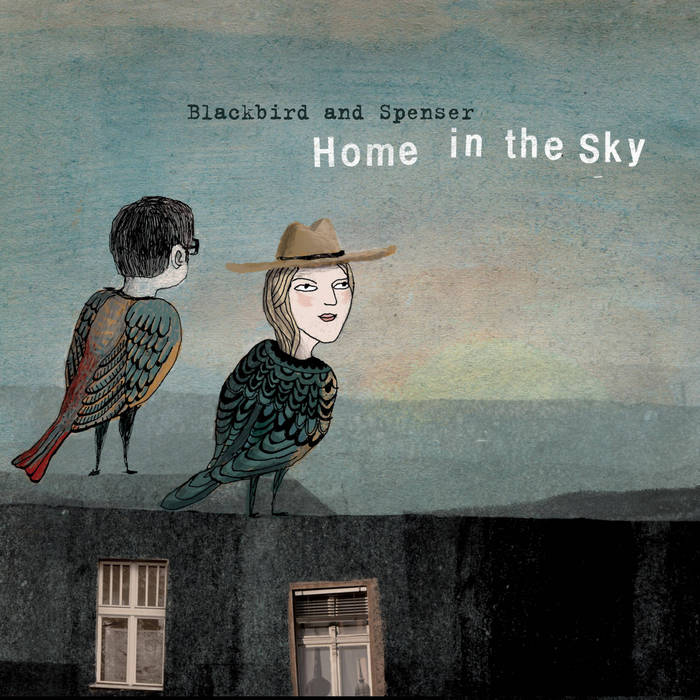 Home in the Sky cover art