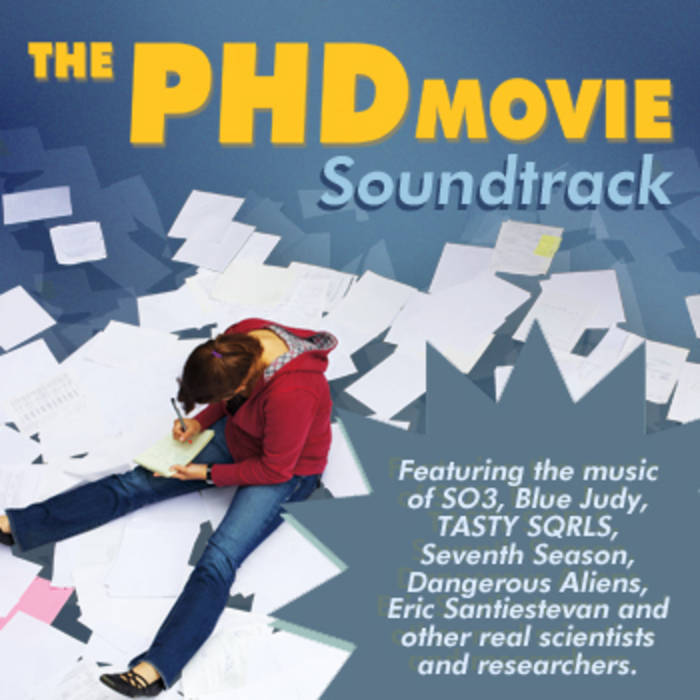 The PHD Movie Soundtrack cover art