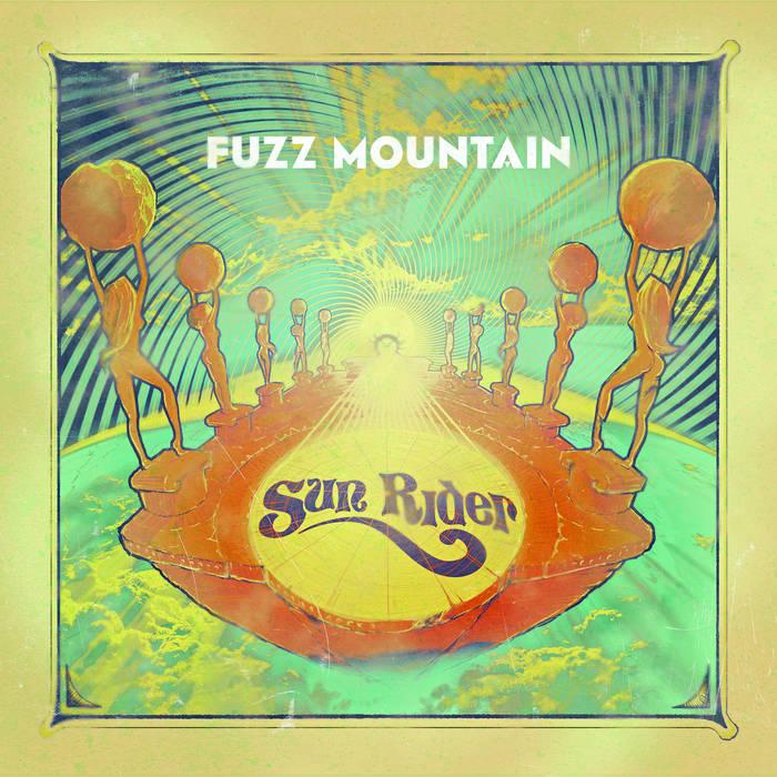 Fuzz Mountain cover art