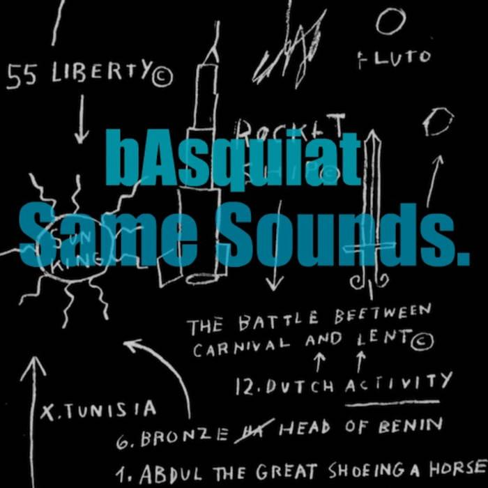 Same Sounds. cover art