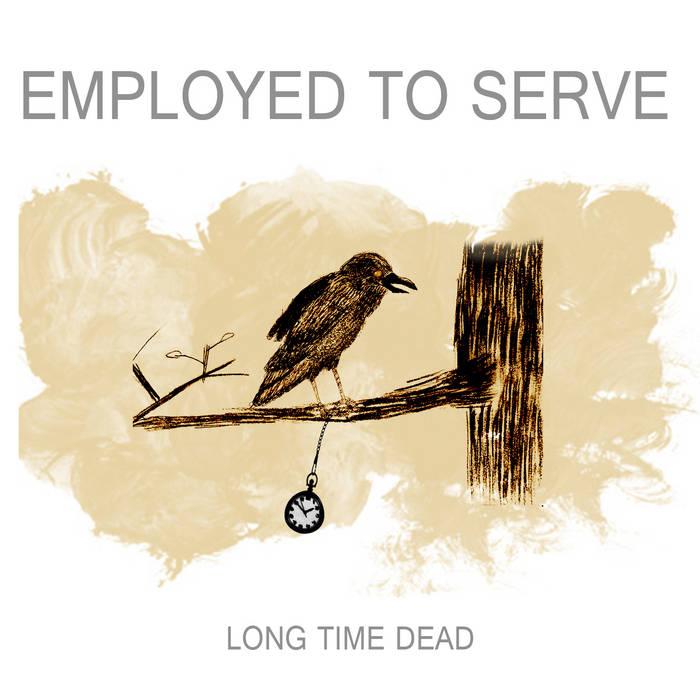 - Long Time Dead - cover art