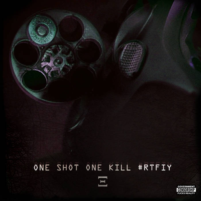 One Shot One Kill cover art