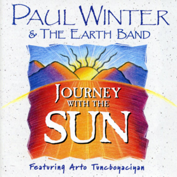 Journey With The Sun cover art