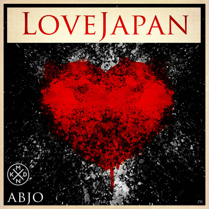 AbJo Love Japan cover art