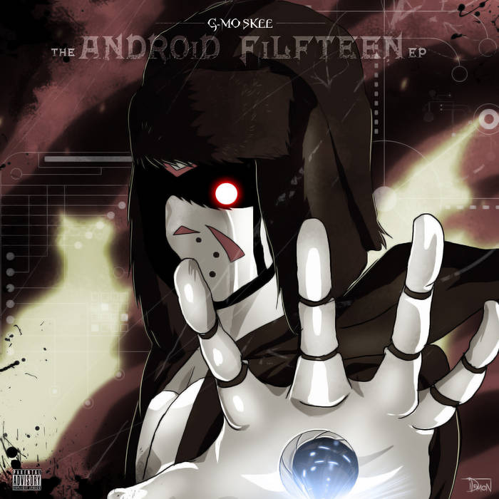 The Android FiLFTEEN EP cover art