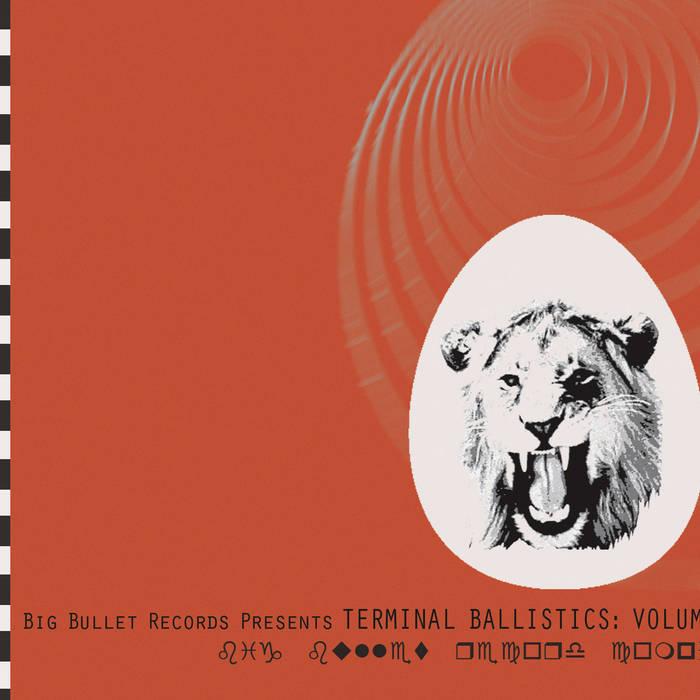 TERMINAL BALLISTICS Vol. 1 cover art