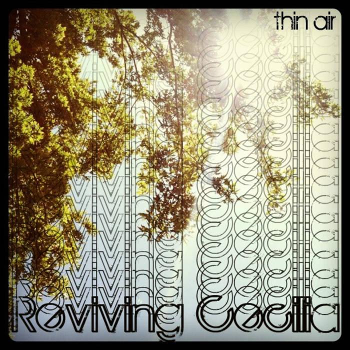 Thin Air EP cover art