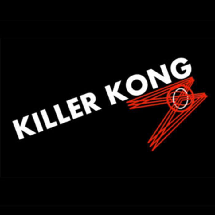 Killer Kong EP cover art