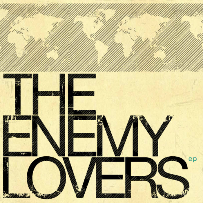 THE ENEMY LOVERS EP cover art